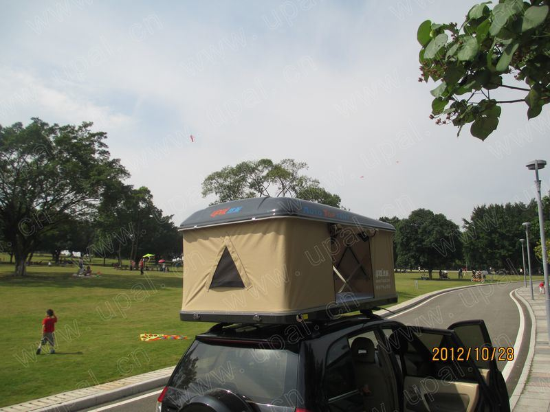 Auto Top Tent Deluxe Roof Top Tent Hard Shell Capsule