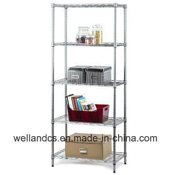 NSF Metro Standard Metal Chrome Wire Shelves