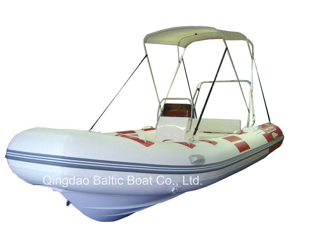 Rigid Hull Boats with Boat Centre Console
