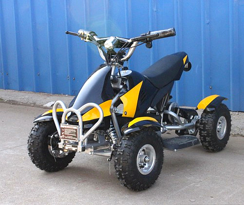 24V Impact Mini Electric ATV Quad (YC-6002)