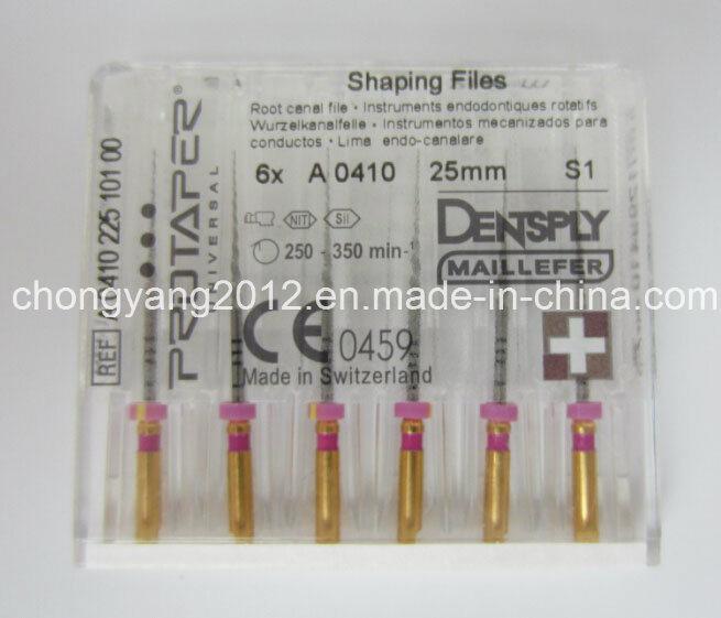 New Package Engine Use Dental Files Dental Dentsply Protaper