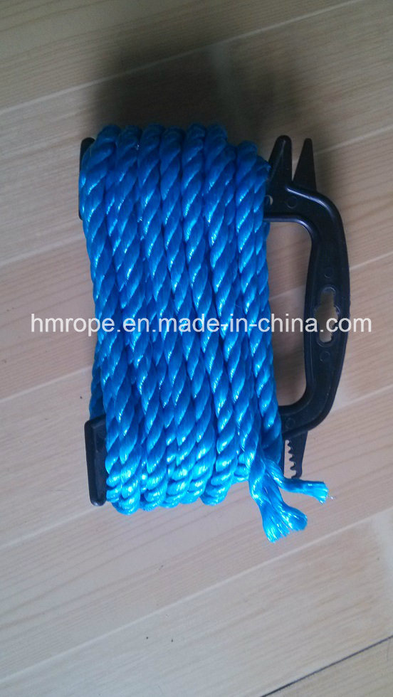 PP Splitfilm 3 Strands Twisted Rope