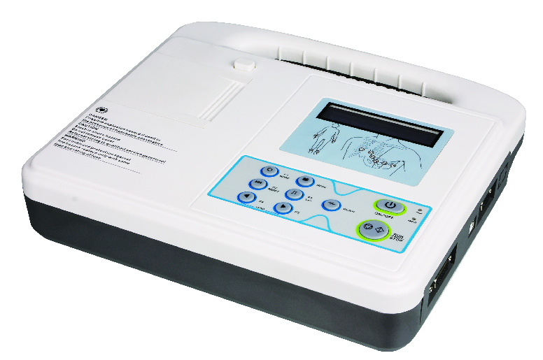 Single Channel Price of ECG Machine with CE