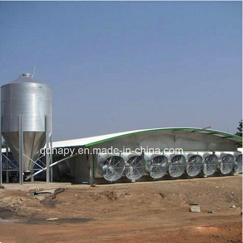 Prefabricated Steel Structure House Building with Modern Design