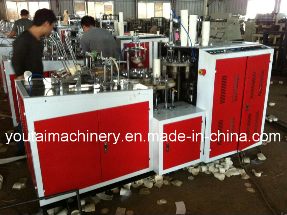 Fully Automatic Slant Frame Paper Cup Machine
