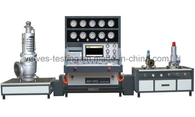 Big Size Dn High Pressure Test Bench for Safety Valves