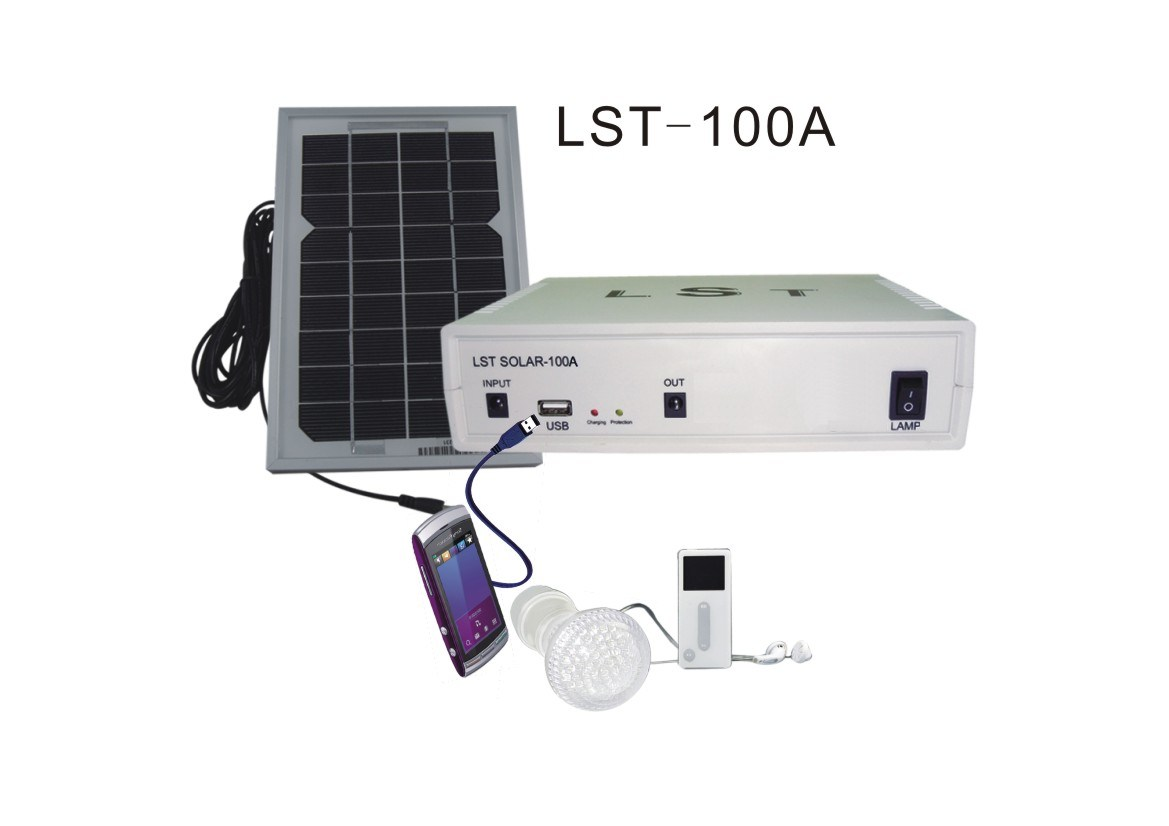 china led solar lighting system for home use solar indoor lighting