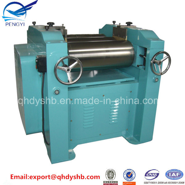 Sg Series Hydraulic Three Roll Mill for Paint