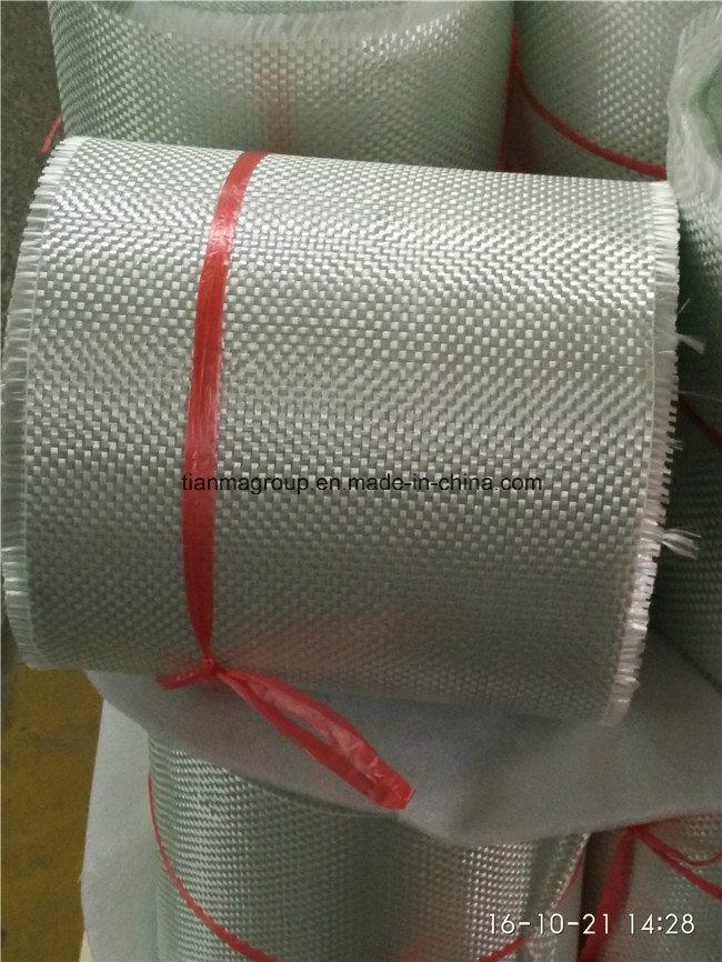 E- Glass Fibreglass Woven Roving Glassfiber Fabric 600G/M2 1040mm