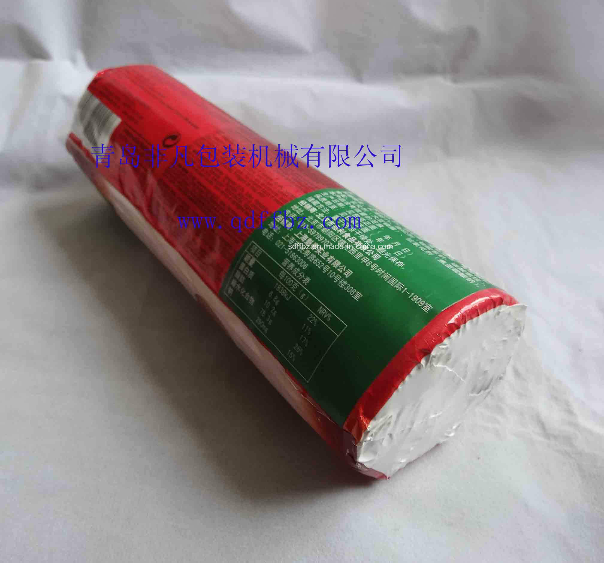 Fft-X Envelope Type Biscuit Tray-Free Packing Machine