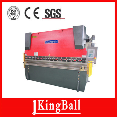 China Kingball Hydraulic CNC Press Brake CE Certification