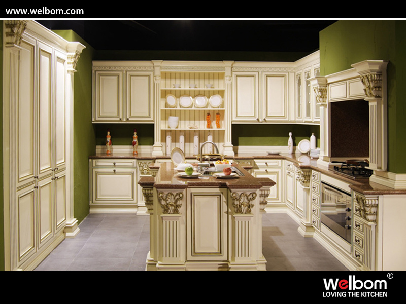 China flat pack kitchen cabinets photos pictures made for Flat pack kitchens