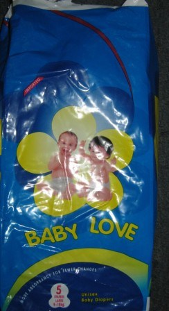 2016 New Baby Products Disposable Baby Diapers