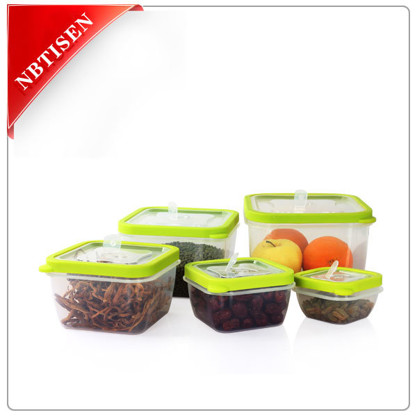 Plastic Lunch Box/Food Storage Container