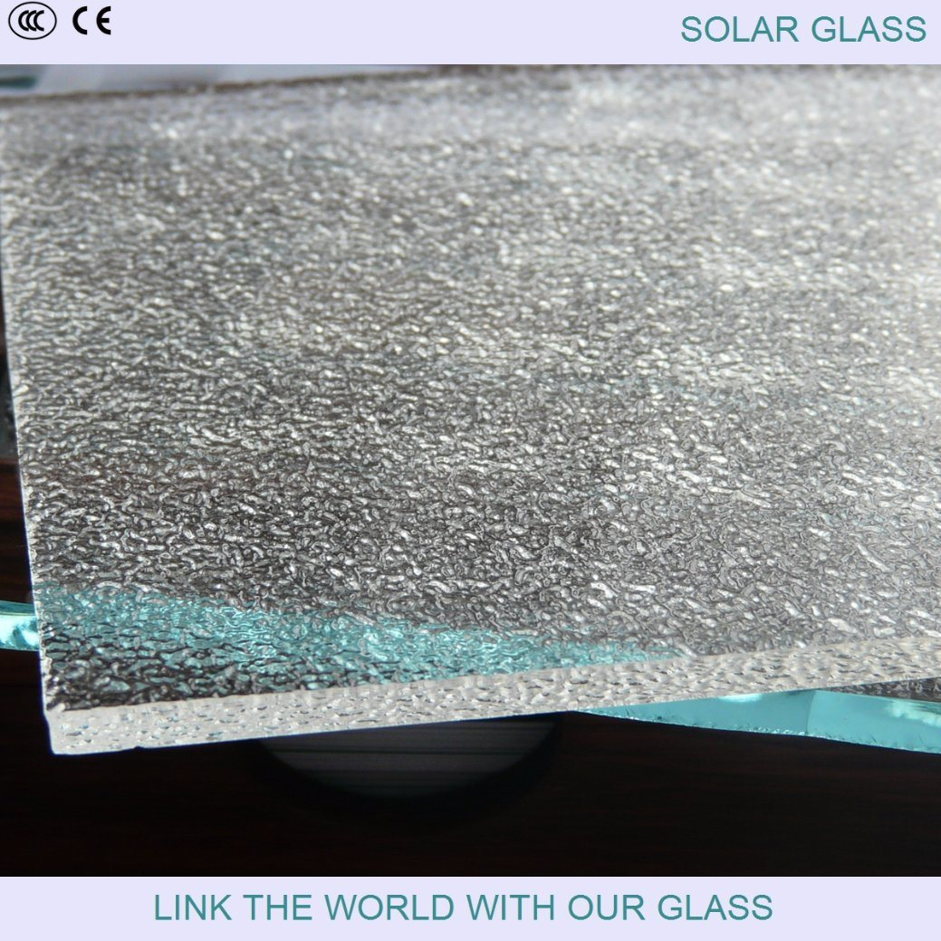 3.2mm Extra Clear Glass for Solar Panel