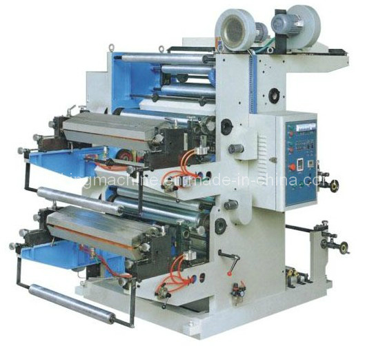 Wg 2color Flexo Printing Machinery