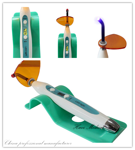 Dental Wire & Wireless LED Curing Light