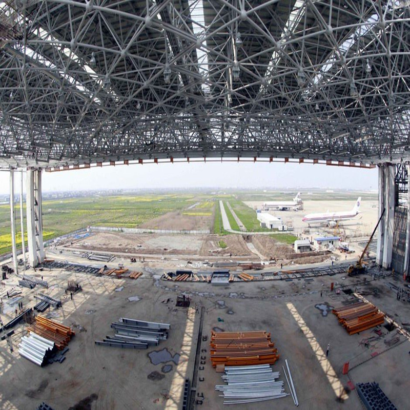 Australian Project Steel Structure Hangar