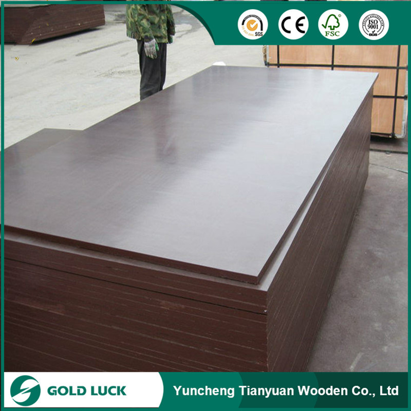 Cheap Price Fingerjoint Film Faced Plywood