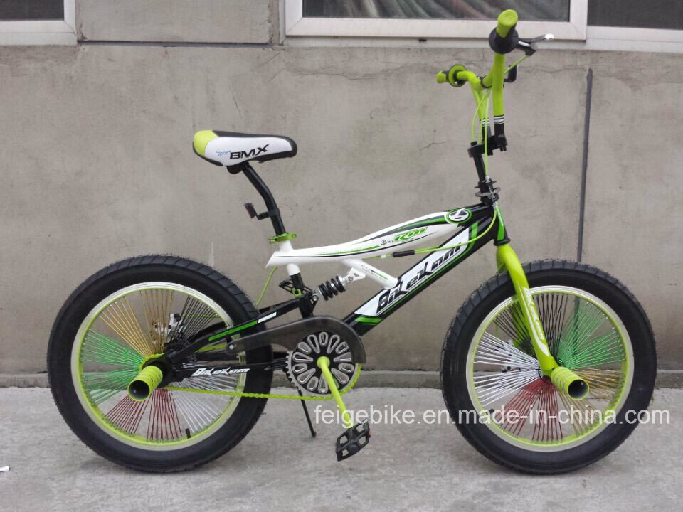 2015 Hot Sale 20 BMX 144h Colorful Spokes (FP-FSB-H034)