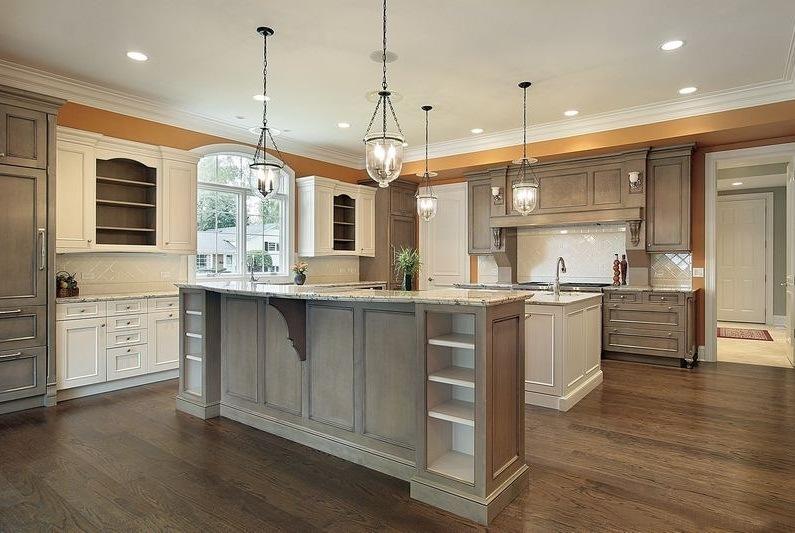 China 2015 welbom high end kitchen cabinets design for High end kitchen cabinets