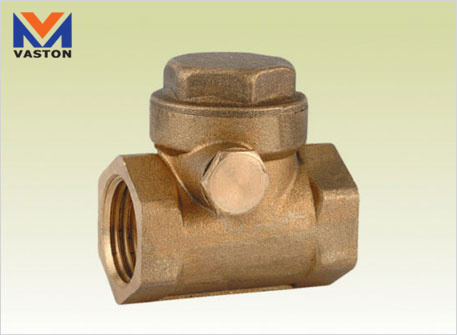 Brass Swing Check Valve (VT-6502) , High Quality, CE Certificated