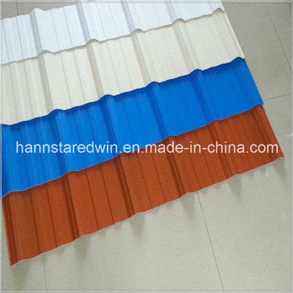 New Building Material-UPVC Roof Tile