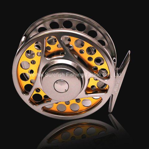 Wholesale Cheap CNC Machine Cut Fly Fishing Reel