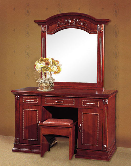 China Dressing Table 706 Dresser And Mirror Wood