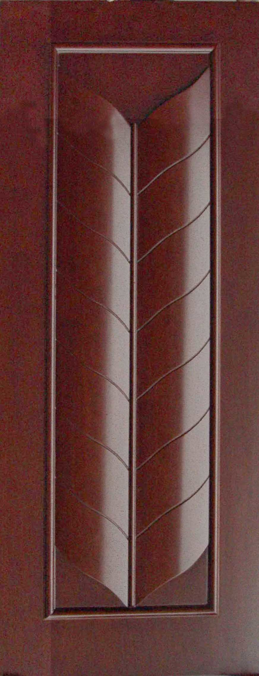 China new design door wood veneer door office door china for Wooden door ideas