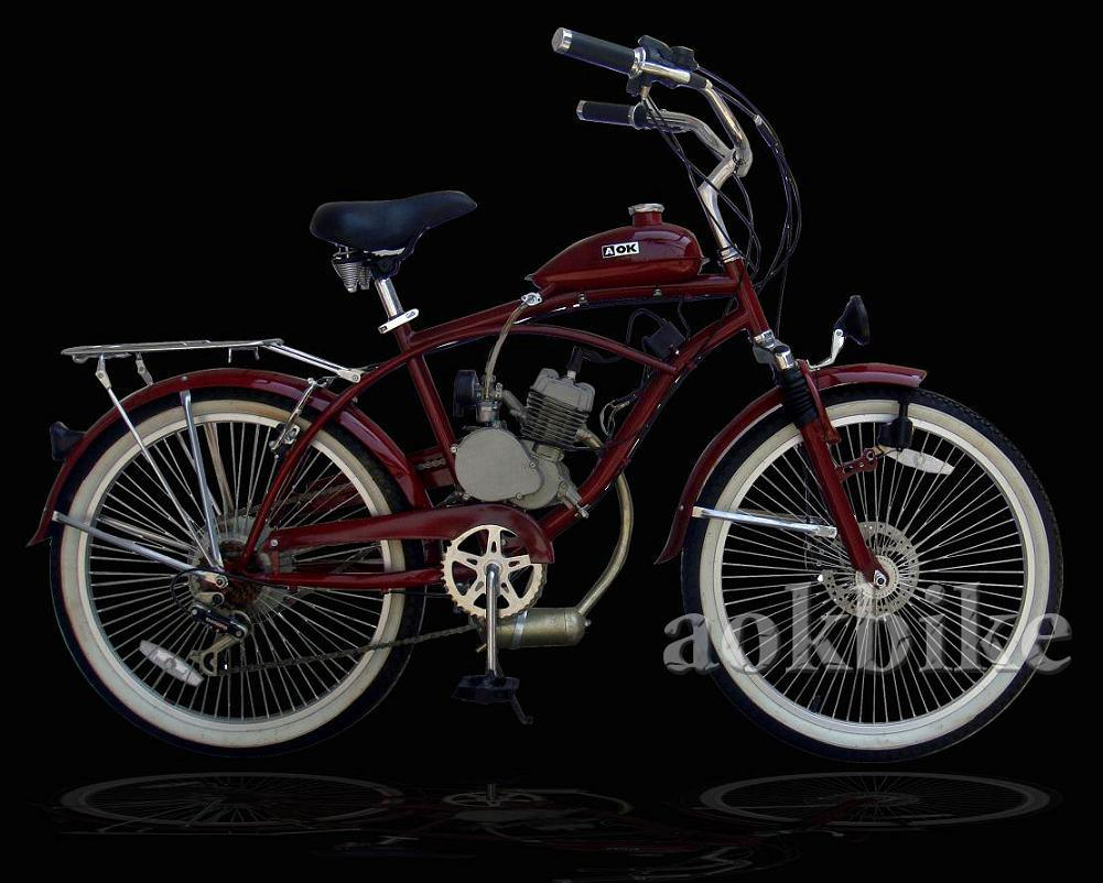 motorized bicycle beach cruisers motorized beach autos post. Black Bedroom Furniture Sets. Home Design Ideas