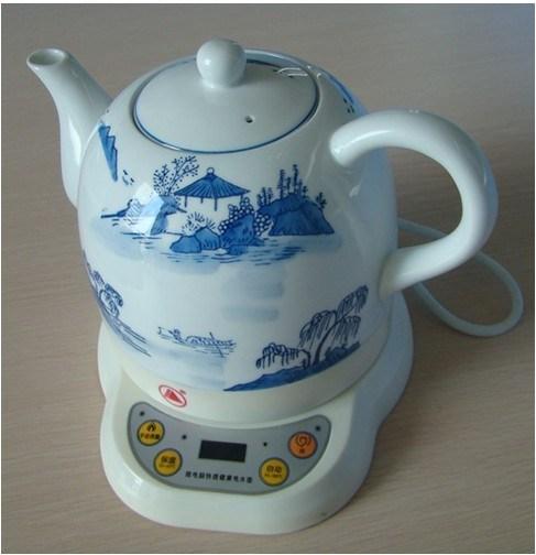 Porcelain Electric Kettle ~ China ceramic electric kettle tc