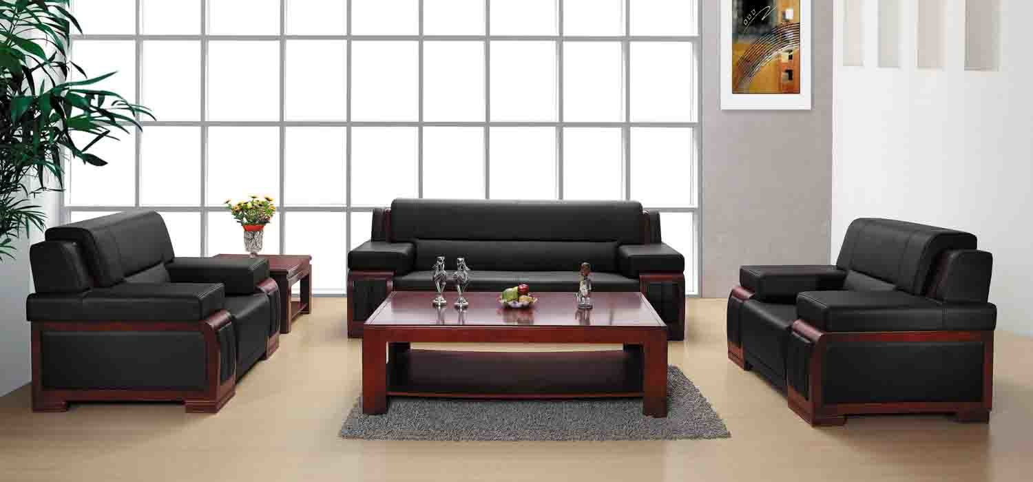 china populai design office leather sofa china leather sofa office sofa