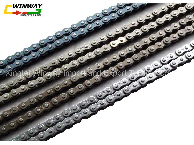 Ww-9710 Motorcycle Timing Chain, Roller Chain, 25h-84L, 2*3-82L,