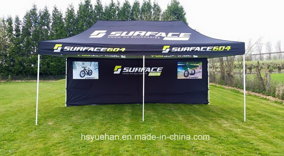 3X6m Aluminum Folding Tent 2016
