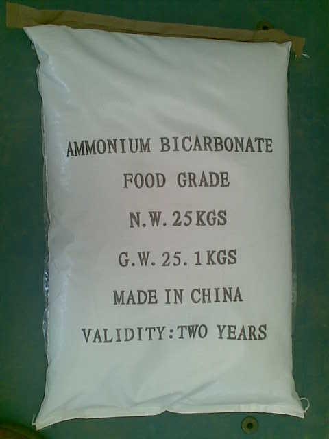 Ammonium Bicarbonate (XF-A003)
