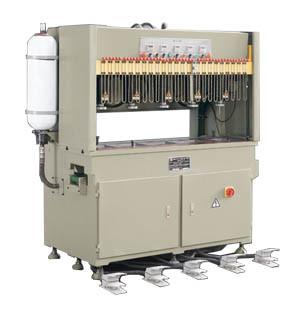 Kt-373e Multi-Cylinder Hydraulic Punching Machine