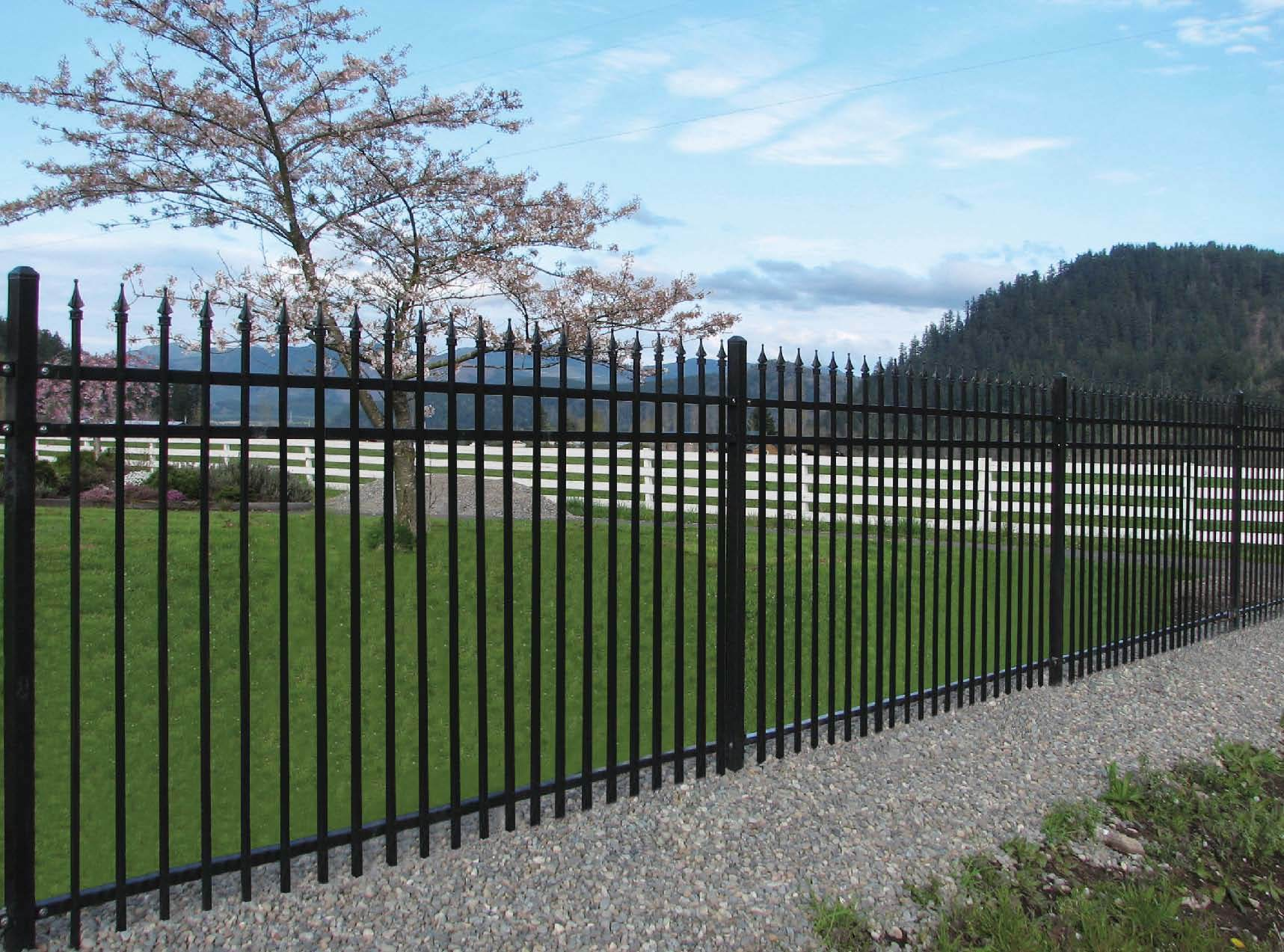 Iron Fence, Iron Gate, Iron Railing, Sacramento, Wrought Iron