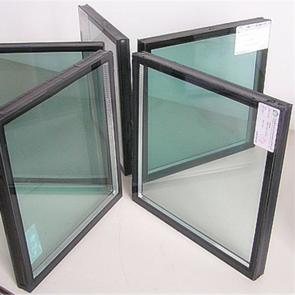 Flat or Curved Low E Insulated Glass (Double Glazing, IGU) for Window