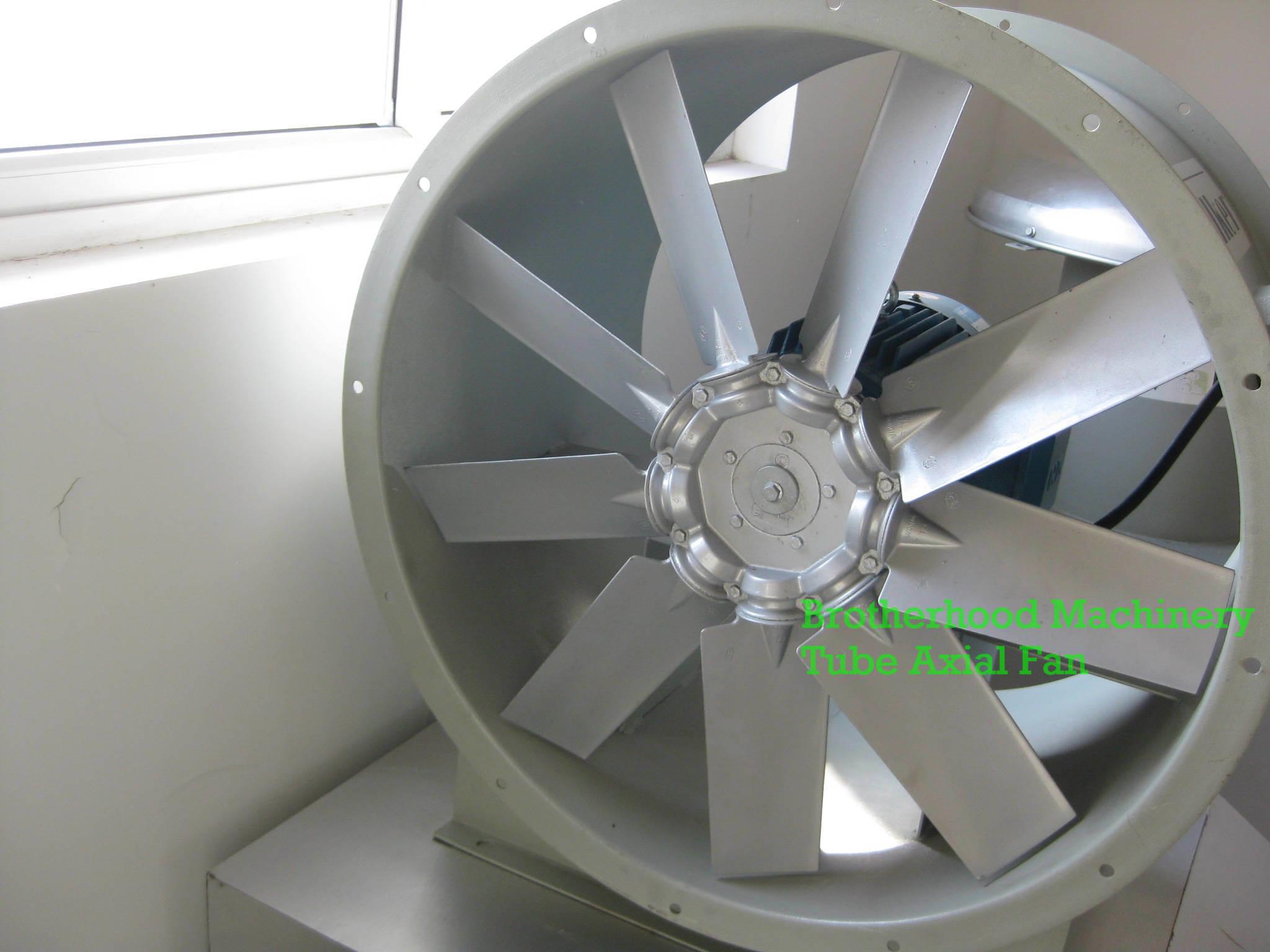 High Efficency Inline Tube Axial Fan China Axial Fan Axial Flow Fan #517A52