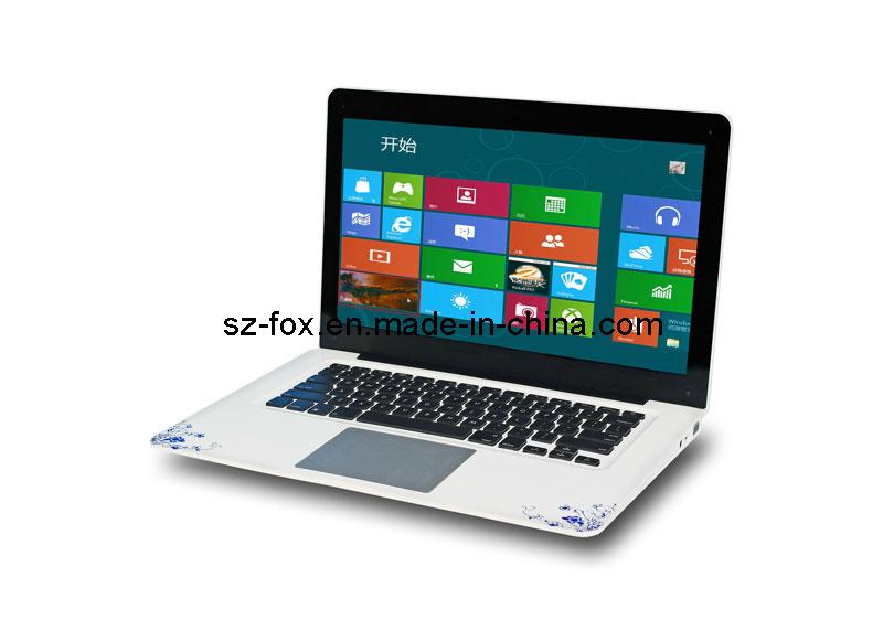 "Original Fox Windows 7 Notebook Laptop with 14"" Screen Intel Pentium Dual Core 2.4GHz RAM 2GB HDD 160GB WiFi Camera 3G HDMI"