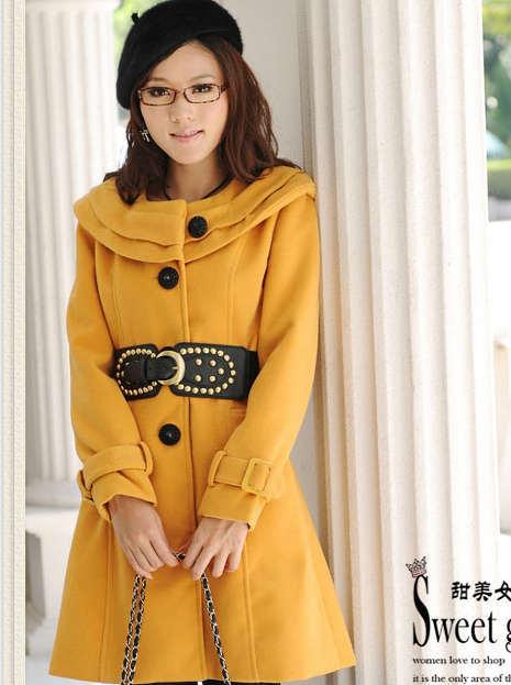 معطف الشتاء Fashion-Long-Warm-Wi