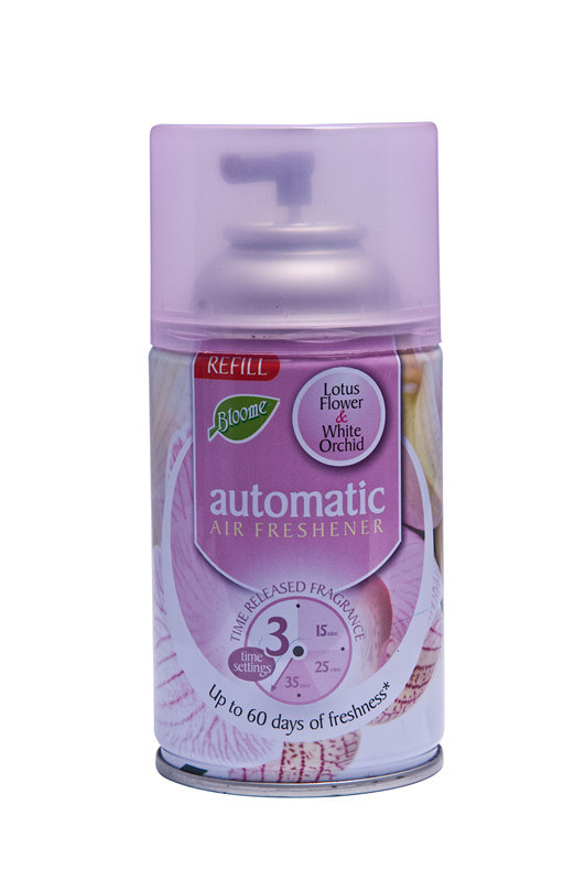 how to use auto spray air freshener case