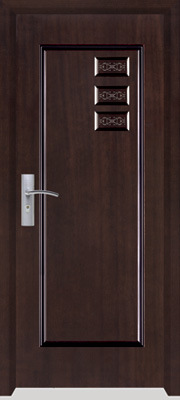 Interior Wood Door (YFM-8008)