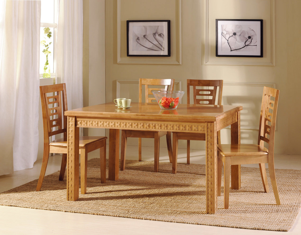 china wooden dining table furniture dining room set