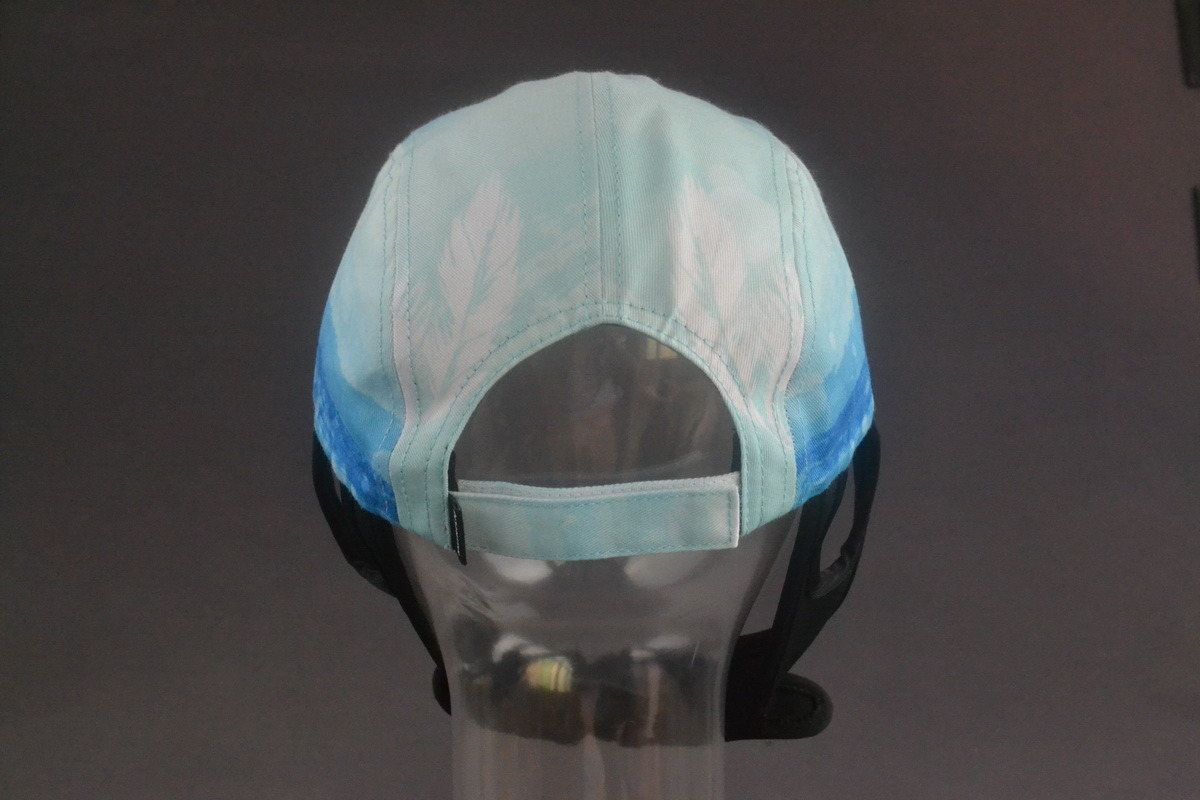 Flat Brim Sublimation Printing Surfing Cap