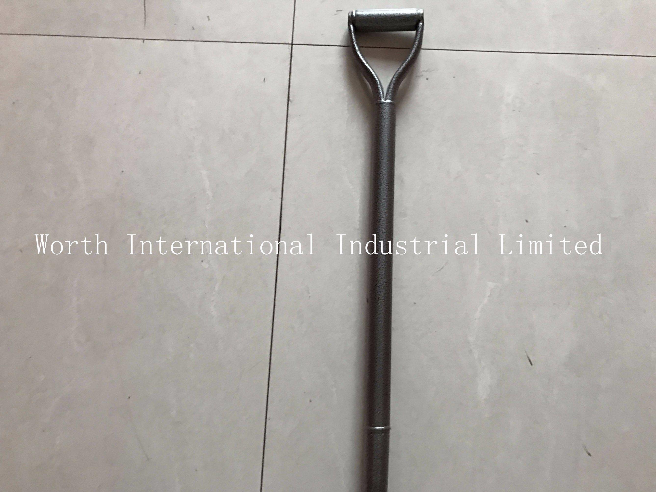 Steel Handle Spade D Grip