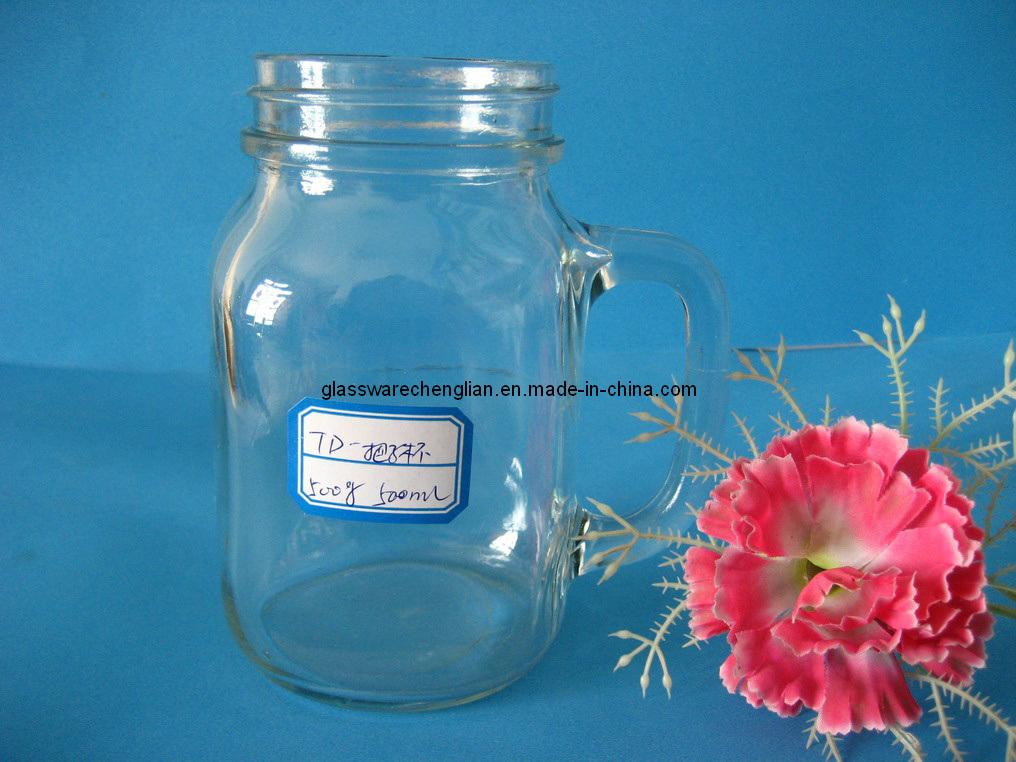 Glass Mason Jars (J-01A)