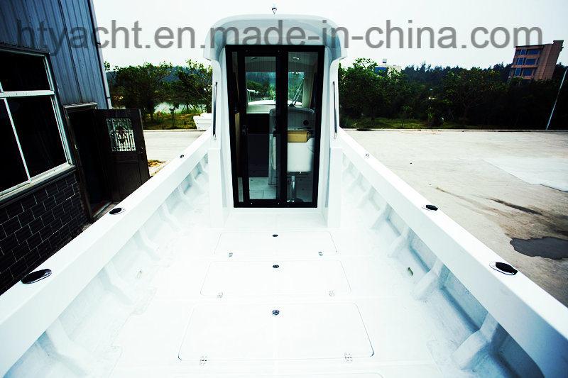30′ Fiberglass Japanese Fishing Boat Hangtong Factory-Direct