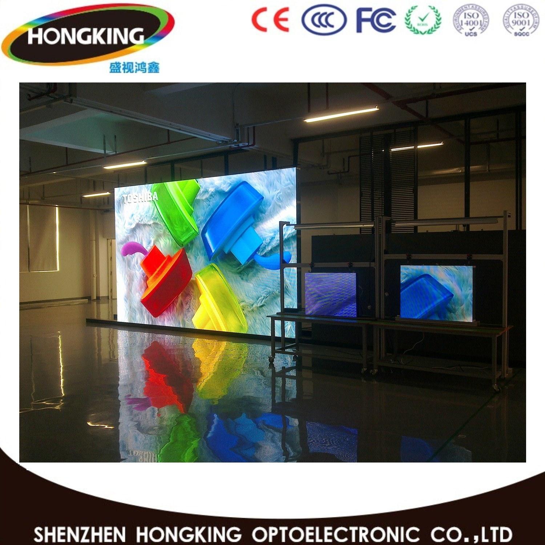 High Definition Indoor Rental Full Color P6 LED Display Panel
